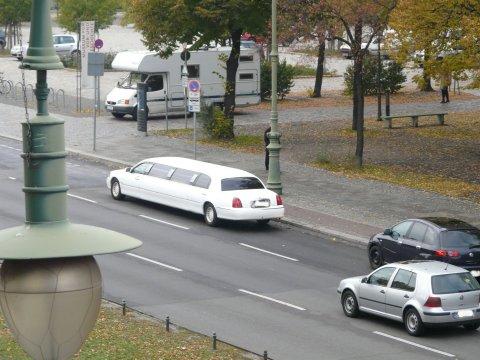 Berlin-Charlottenburg, Spandauer Damm